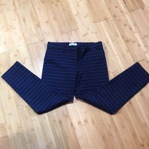 Like new Gap slim cropped pants